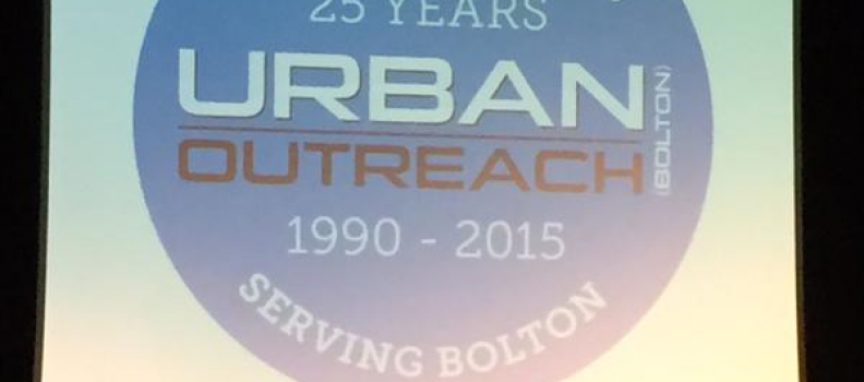 Celebrating 25 Years of Urban Outreach
