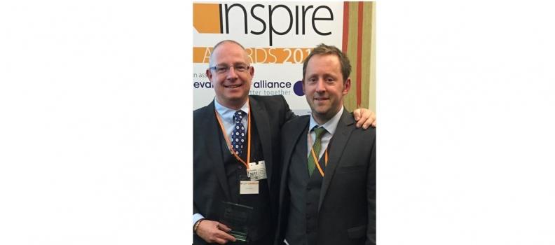 Winner! – Inspire Awards 2015