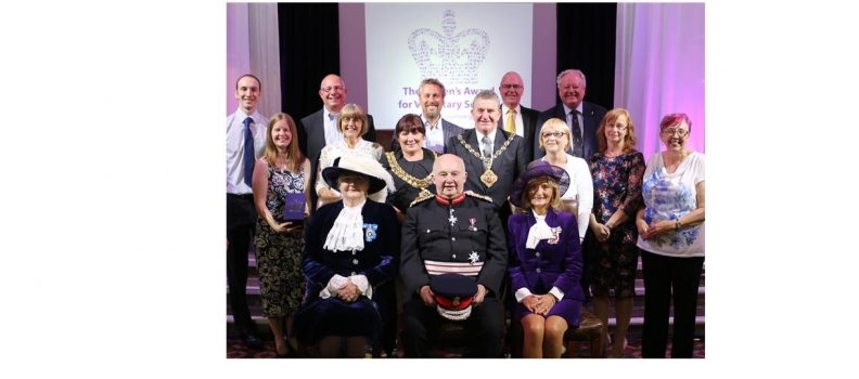 "Urban Outreach receives ""MBE for Volunteer Groups"""