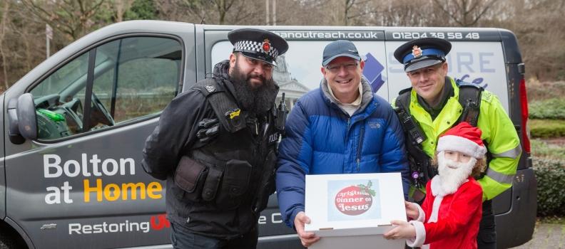Christmas cheer spreads across Bolton