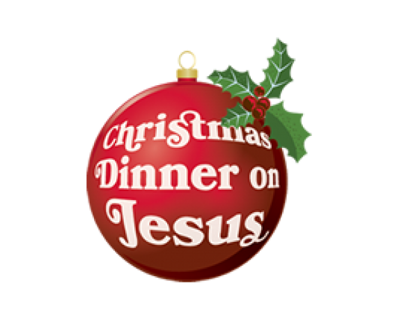 Christmas Dinner On Jesus