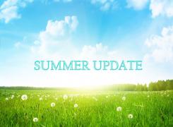 A Summer Update